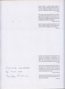 GYŐRFFY SÁNDOR - Szekvenciák (dedikált) [antikvár]