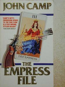 John Camp - The Empress File [antikvár]
