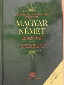 Földes Csaba - Magyar-német kisszótár [antikvár]