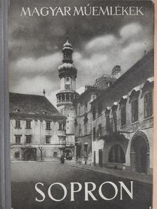 Csatkai Endre - Sopron [antikvár]