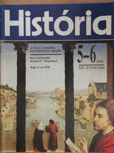 Alois Riklin - História 1992/5-6. [antikvár]