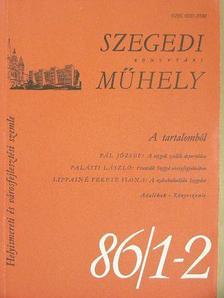 Apró Ferenc - Szegedi Könyvtári Műhely 1986/1-4. [antikvár]