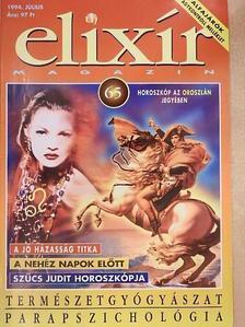 Ámon Jolán - Új Elixír Magazin 1994. július [antikvár]