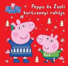 Peppa malac - Peppa és Zsoli karácsonyi ruhája