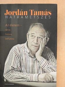 Jordán Tamás - Hátrametszés [antikvár]