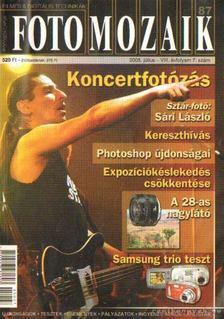 Foto Mozaik 2005. szeptember 7. szám [antikvár]