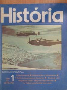 Benda Kálmán - História 1990/1. [antikvár]