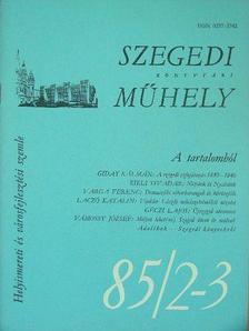 Apró Ferenc - Szegedi Könyvtári Műhely 1985/1-4. [antikvár]