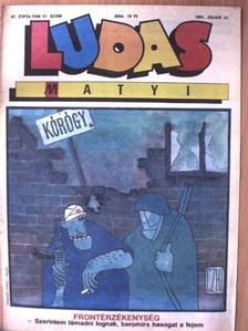 Gyöngy Kálmán - Ludas Matyi 1991. július 31. [antikvár]
