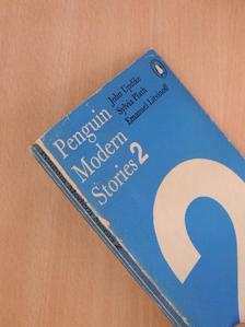 Emanuel Litvinoff - Penguin Modern Stories 2. [antikvár]