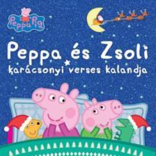 Peppa malac - Peppa és Zsoli karácsonyi verses kalandja
