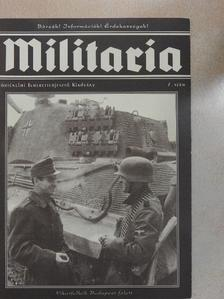 Bege Márton - Militaria 7. [antikvár]