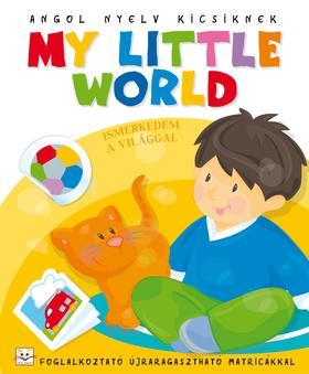 Agnieszka Bator - Angol nyelv kicsiknek. My little world