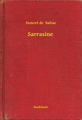 Honoré de Balzac - Sarrasine