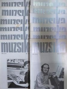 Boronkay Antal - Muzsika 1978. január-december [antikvár]