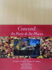 Henry David Thoreau - Concord: Its Poets & Its Places [antikvár]
