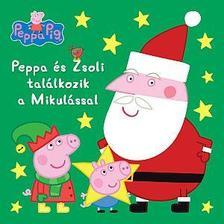 Peppa malac - Peppa és Zsoli találkozik a Mikulással!