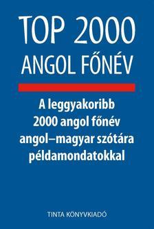 Nagy György - Top 2000 angol főnév