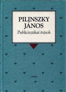 Pilinszky János - Publicisztikai írások [antikvár]