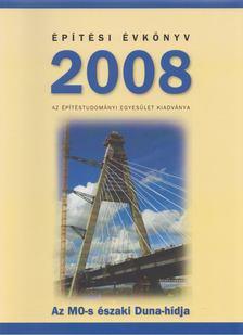 László László - Építési Évkönyv 2008 [antikvár]
