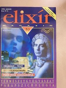 Bagi János - Új Elixír Magazin 1994. január [antikvár]