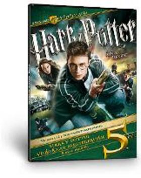 David Yates - Harry Potter és a Főnix Rendje gyűjtői kiadás