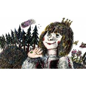 Szélike királykisasszony - Diafilm