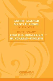 MOZSÁRNÉ - P. MÁRKUS KATALIN - Angol-magyar, magyar-angol kisszótár