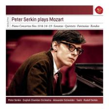 MOZART - PETER SERKIN PLAYS MOZART 6CD