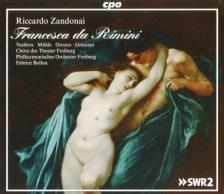 ZANDONAI - FRANCESCA DA RIMINI 2CD BOLLON