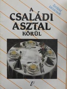 Molnár András - A családi asztal körül [antikvár]