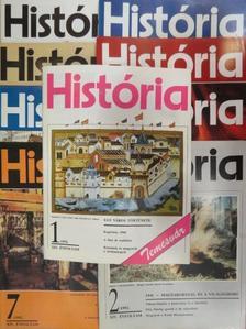 Ádám Magda - História 1992. (nem teljes évfolyam)/História plusz [antikvár]