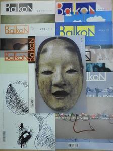Éber Miklós - Balkon 2004. (nem teljes évfolyam) [antikvár]