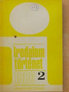 Bori Imre - Irodalomtörténet 1986/2. [antikvár]