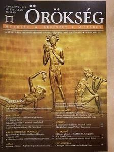 Balázsik Tamás - Örökség 2005. november [antikvár]