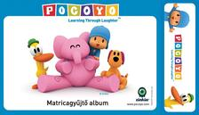 Zinkia Entertainment - Pocoyo matricagyűjtő album
