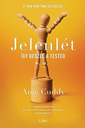Amy Cuddy - Jelenlét - Így beszél a tested