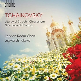 Tchaikovsky - LITURGY OF ST.JOHN CHRYSOSTOM CD KLAVA