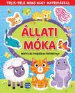 NINCS! - Állati móka - Matricás foglalkoztatókönyv
