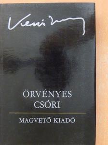 Keszi Imre - Örvényes Csóri [antikvár]