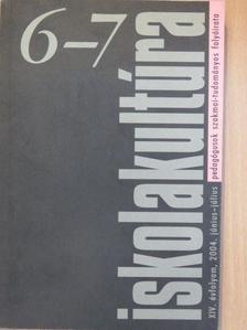 Alabán Ferenc - Iskolakultúra 2004. június-július [antikvár]