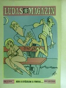 Balázs-Piri Balázs - Ludas Magazin 1982/6. [antikvár]