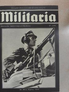 Dr. M. Baranyi Dóra - Militaria 21. [antikvár]