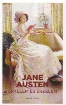Jane Austen - Értelem és érzelem - fűzött