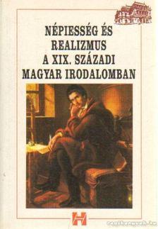 Gaszner Tibor - Népiesség és realizmus a XIX. századi magyar irodalomban [antikvár]