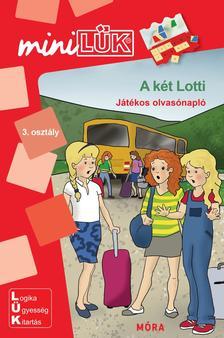 LDI258 - A két Lotti - miniLÜK - Játékos olvasónapló
