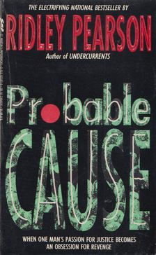 Ridley Pearson - Probable Cause [antikvár]