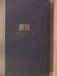 Andriska Tibor - Nyitott könyv [antikvár]