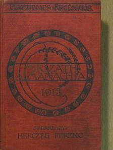 Ambrus Zoltán - Mikszáth Almanach az 1913-ik évre [antikvár]