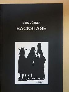 Bíró József - Backstage [antikvár]